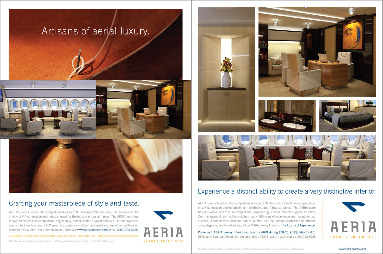 AERIA Luxury Interiors